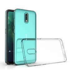Nokia 2.3 Handy Hülle Silikon Cover Schutzhülle Case bumper transparent klar