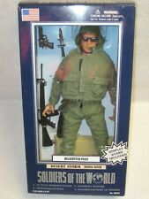 "HELICOPTER PILOT DESERT STORM SOLDIERS OF THE WORLD 12"" FIGURE 1999"