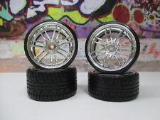 HPI 1/10 Rays Drift Wheel Yokohama LP Low Profile 29mm 35mm Set (4) OZ RC Models