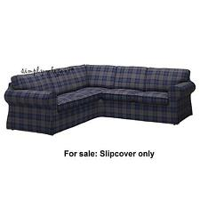 IKEA COVER for IKEA EKTORP Corner Sofa 2+2 sectional Slipcover Rutna Multicolor