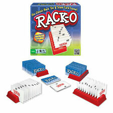 RACK- O ~ Fabulous 50's Card Game by Winning Moves NEW