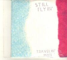 (DR687) Still Flyin', Travelin Man - sealed DJ CD