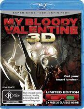 My Bloody Valentine 3D (Blu-ray, 2009, 2-Disc Set)