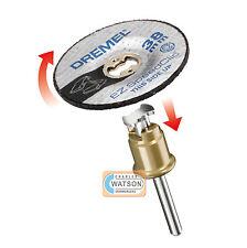 DREMEL accesorios multiherramientas SC541 S541 2 x Muelas Abrasivas Rotatorio