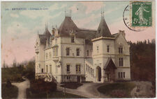 CPA -69-  AMPLEPUIS - Château du Crêt.