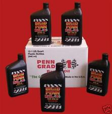 "Brad Penn 10w40 wt Hi-Performance Oil 12Qts 1 Case ""NEW"" PennGrade @ Speed tech"