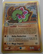 Carte Pokemon Meganium 110 pv Iles des Dragons  holo !!!