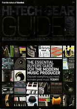 HI-TECH GEAR GUIDE 2014 for the MODERN MUSIC PRODUCER from Future Music @NEW@