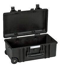 Explorer Cases 5122 Hard Case w/ wheels Black (no foam) equiv. Pelican 1510