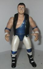 "WWF Jerry the King Lawler Action Figure Jakks Pacific Titan Sports 1997 6"" Used"