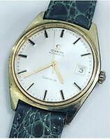 Vintage Omega Geneve Ref 166.041 Cal 565 Automatic date Mens 24 Jewels Watch