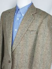 Imperial by Haggar Mens Sport Coat Blazer 100% Wool Suit Jacket Size 42L