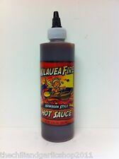Kilauea Fire Hawaiian Style Hot Sauce – 8 ounce bottle