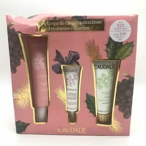 Caudalie Vinosource Hydration Favourites Gift Set - NEW - Damaged Box