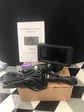 SONTONG 1080P Dual In Car Dash Cam NEW Camera DVR Digital Driving Video Recorder