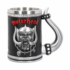 Motorhead War Pig Ace of Spades Tankard Stein - Boxed Nemesis Now