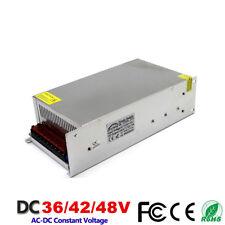 600/720/800/1000/1200W DC36/42/48V Switching Power Supply 110/220VAC Transformer