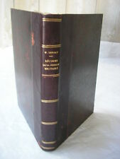 Marc Letort : La réforme de la JUSTICE MILITAIRE 1928
