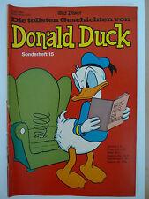 Donald Duck, die tollsten Geschichten, Sonderheft 15/ 1968