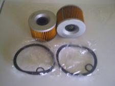 (2)  HONDA CB550 CB750 CB900C GL1100 GL1200  EMGO OIL FILTERS 10-37500