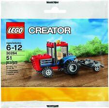 Lego Creator 30284 Tractor. Small polybag set.