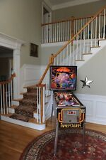 Firepower Pinball machine for sale ! Beautiful restoration! Spectacular quality!