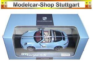 Porsche 911 Targa 4S Heritage Design - Lim.Edition - Spark 1:43 WAP0209110NTRG