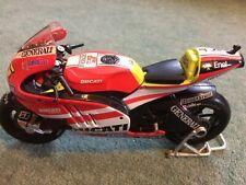 MAISTO 1:10 DIE CAST MODEL DUCATI DESMOSEDICI MOTO GP VALENTINO ROSSI NO.46