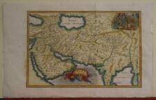 ARABIAN PENINSULA IRAN INDIA 1760 CELLARIUS SCARCE ANTIQUE MAP ITALIAN EDITION