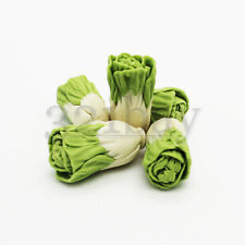 Polymer Clay Vegetables Clay Cabbage Miniature Dollhouse Food Grocery 1:12 Green