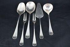 Robbe & Berking Design 35 Vorlagebesteck 925 er Silber (c1109)