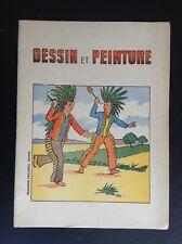 Ancien album à colorier Dessin et peinture Imagerie Pellerin Epinal TTBE