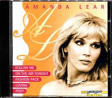 AMANDA LEAR - BEST OF (FOLLOW ME) - CD ALBUM [1169]