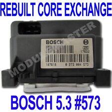 96 97 98 99 00 01 Bosch  5.3 ABS EBCM REBUILT Core Exchange Part 0 273 004 573