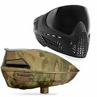 Virtue Spire III Electronic Paintball Loader & VIO Ascend Mask Bundle- Camo 280