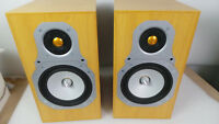 Monitor Audio  gold  GR10 speakers,