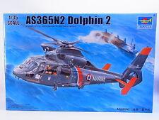 Interhobby 43629 Trumpeter 05106 AS365N2 Dolphin 2 1:35 Bausatz NEU OVP