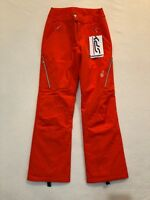 Womens SPYDER THRILL TAILORED FIT Ski Snow Snowboard Size 4-R pants MSRP $275