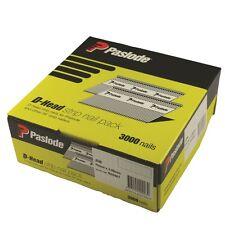 Paslode PNEUMATIC NAIL 50x2.87mm 3000 Pcs D Head Bright Smooth Shank Aust Brand