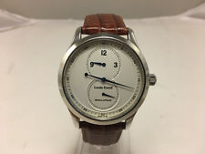 Louis Erard Regulateur / Regulator Manual / Hand winding ETA 7001 40mm