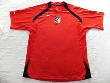 CAMISETA ENTRENAMIENTO CLUB ATLETICO DE MADRID. Talla XL. Usada. NIKE