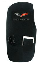 Armrest Center Console Cover Corvette C6  KACORC6B Seat Armour  Black