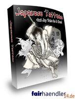 ✜ JAPANISCHE TATTOO VORLAGEN Tätowierung Tattoos JAPAN BILDER VORLAGE E-LIZENZ ✜