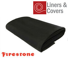 More details for firestone pondeasy epdm rubber fish pond liner | thick, heavy duty | many sizes