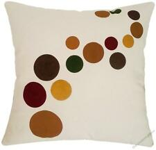 Natural Earth Bubbles Decorative Throw Pillow Cover/Cushion Cover/Cotton/20x20