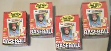4 Boxes 1983 Fleer MLB 38 Pack Box/152 Wax Packs PSA10 Sandberg/Gwynn/Boggs RCs?