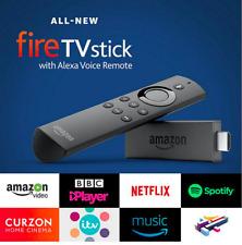 Amazon Fire TV Stick 8GB Full HD 1080p with Alexa Voice Remote - Media Streamer