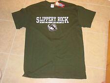 SRU SLIPPERY ROCK University PRIDE THE ROCK   T-Shirt NEW .... XXLarge  XXL  2XL