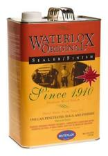 WATERLOX Sealer/Finish MED SHEEN QUART SIZE