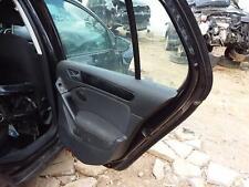VOLKSWAGEN GOLF DOOR TRIM RH REAR, GEN 6, CLOTH, 5DR HATCH, TSI, 12/08-03/13 08